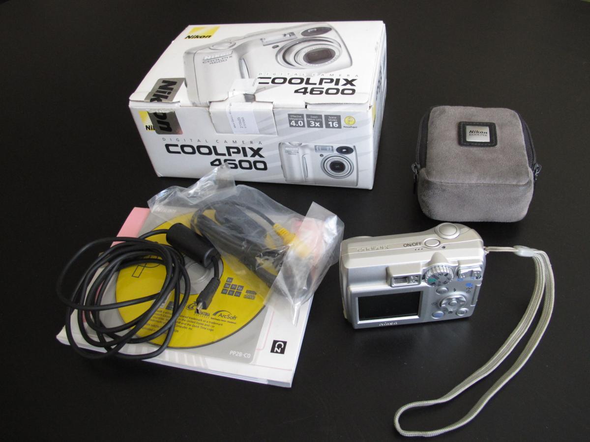Nikon Coolpix 4600 (1/1)