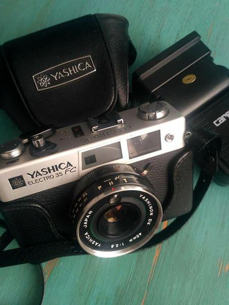 Yashica Elektro 35 FC