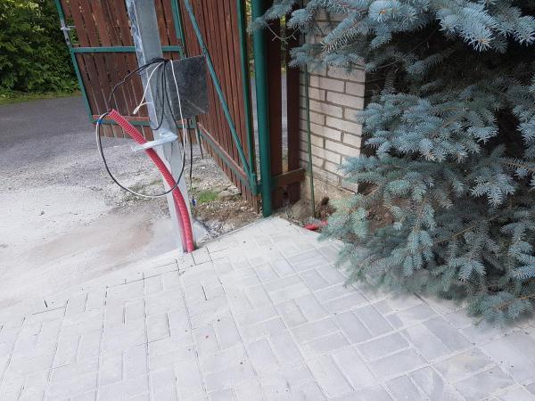 Stavební práce a pokladky zamkovych dlazeb