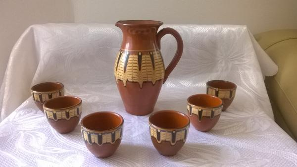 bulharská keramika