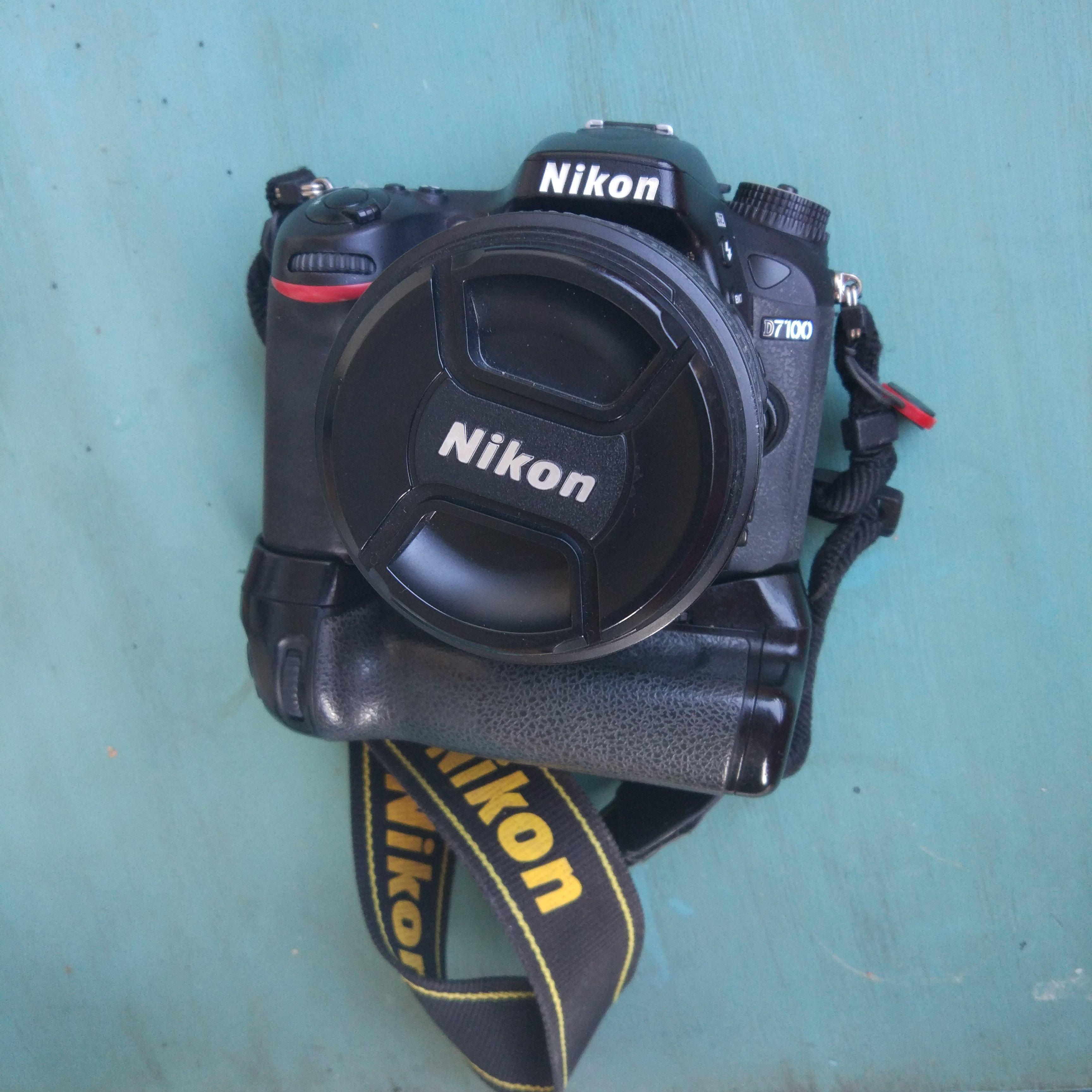 Nikon D7100 (1/3)
